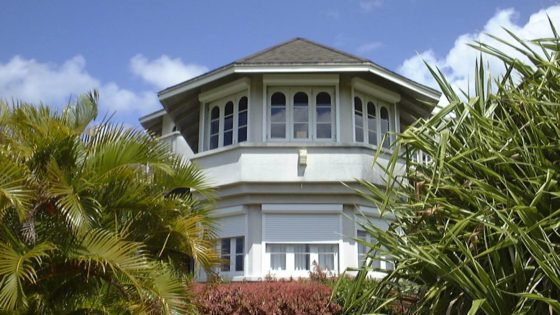 Barbados Luxury Home with rollshutters