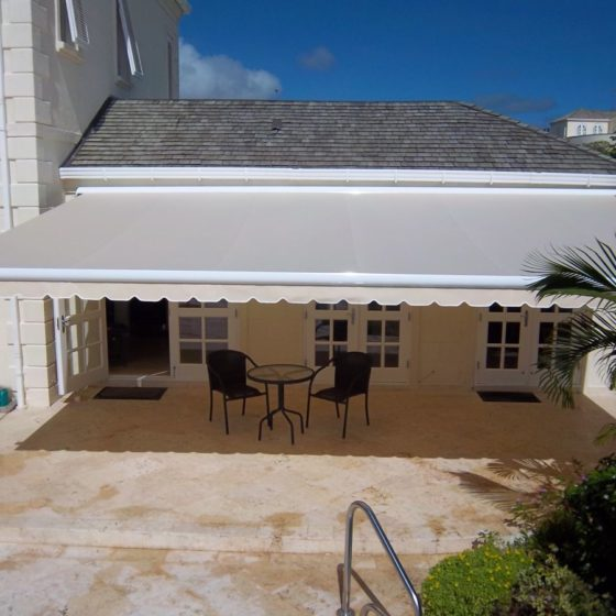 Awnings for sale in Barbados