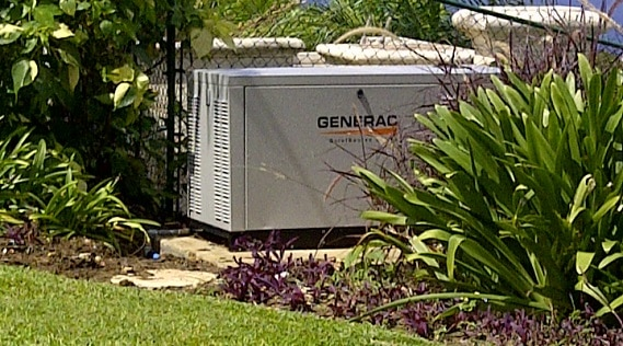 generator for hurricane preparedness