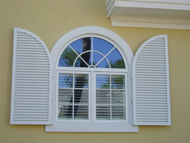 Colonial Shutters for Hurricane Preparedness