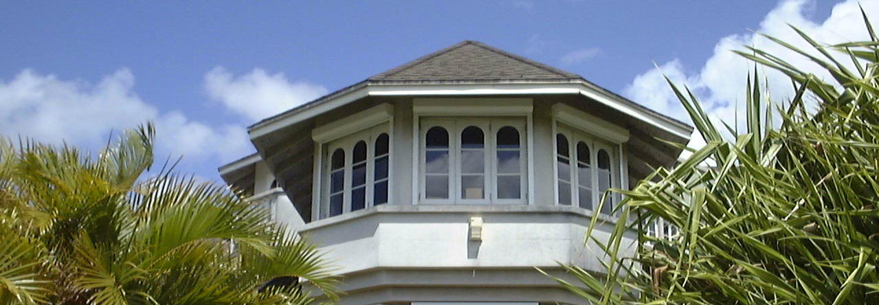 Barbados Luxury Home rollshtters