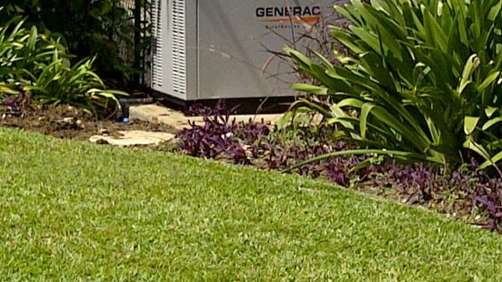 Residential Standby Power system