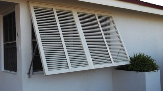 Energy Efficient Bahama Shutters