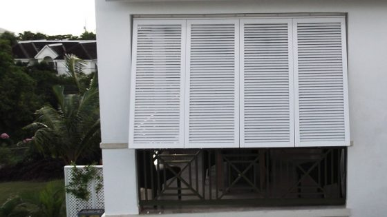 Bahama Shutters in Royal Westmoreland