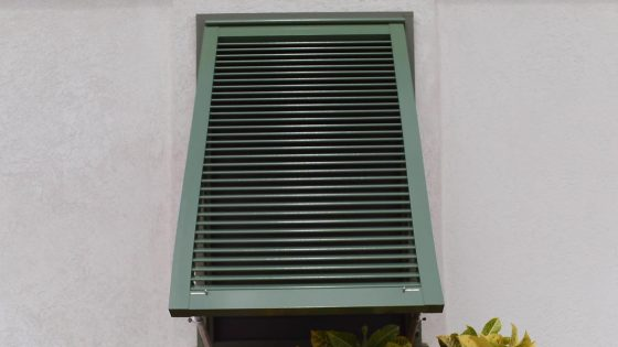 Bahama Shutters for Sun Protection