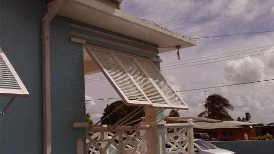 Extended Bahama Shutters