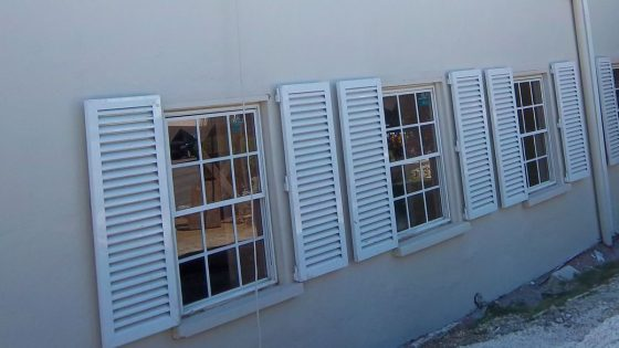 Ebergy Efficient Colonial Shutters